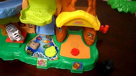 fisher price  people zoo talkers animal sounds zoo youtube