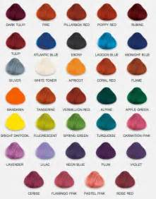 dye color names of hair colors 2 name that color