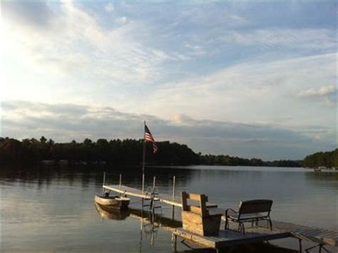 Pines Inn Cottages Waupaca Wi by Southshore House On The Chain O Lakes Vrbo