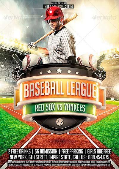 Best Baseball Sports Flyer Templates No 1 Free Baseball Tournament Flyer Template