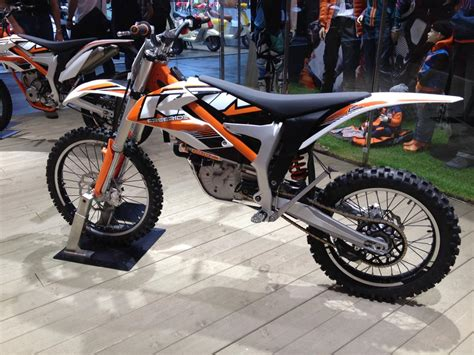 Ktm Electric Cologne Trade Show Day Iii Racer X