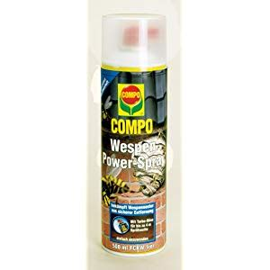 Wespennest Entfernen Spray by Compo Wespen Power Spray Insektizid Gegen Wespennester