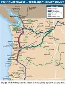 amtrak california route map juckins net amtrak routes at a glance