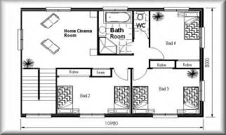 Floor Plans For Small Houses by Tiny House Floor Plans 10x12 Small Tiny House Floor Plans