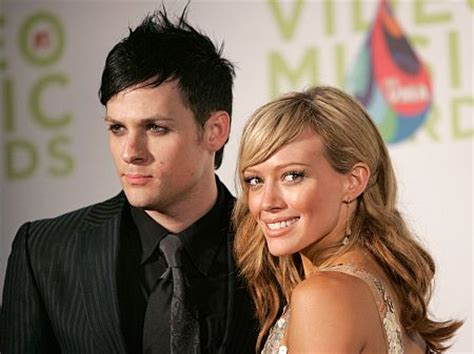 Joel On With Hilary by Joel Madden Hilary Duff Www Pixshark Images