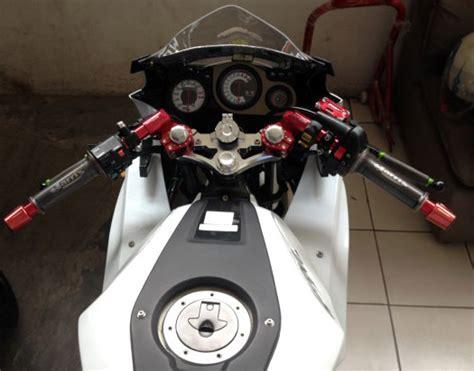 Stang Nui Racing Cbr 150 All 3 tips memilih stang jepit motor vixion yang nyaman modifikasi co id