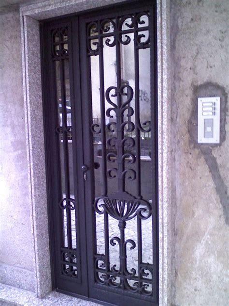 portoncini ingresso in ferro realizzazione portoni e portoncini di ingresso in ferro