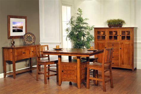 mission furniture craftsman dining tables nashville
