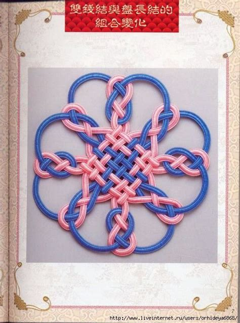 Macrame Celtic Knots - anne has lots of pinboards on just about every of