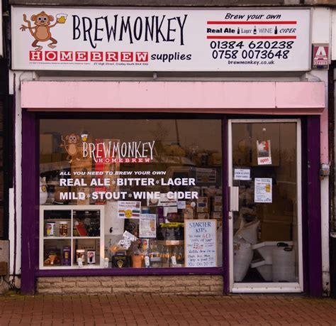 brewmonkey homebrew supplies cradley heath west midlands