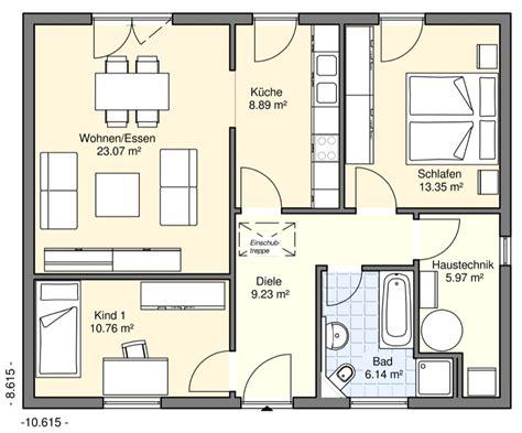 wohnung 150 qm bungalow 110 qm grundrisse ihr traumhaus ideen