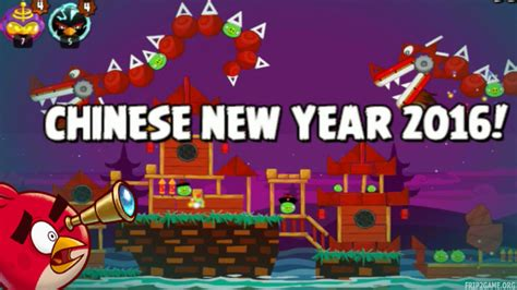 angry birds seasons new year theme angry birds seasons new year 2016