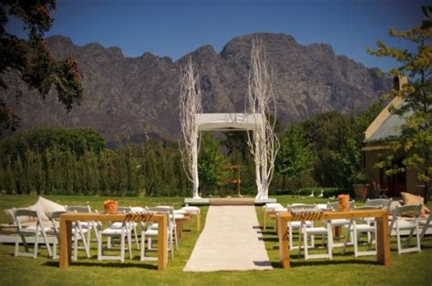 15 Of The Best Wedding Venues In South Africa