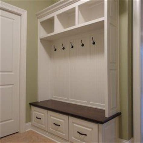 mudroom storage bench plans maple built in cabinet designs for every mudroom design