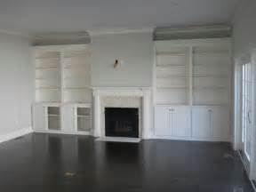built ins around fireplace ideas for the house