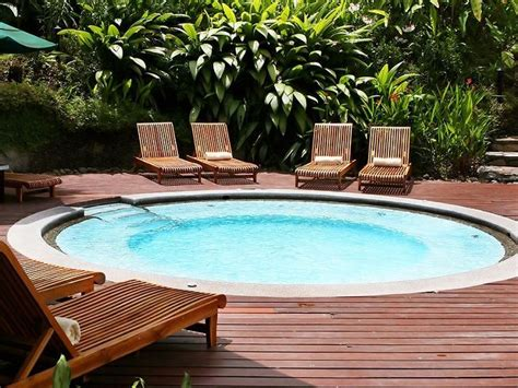 small above ground pools for small backyards 50 best images about small above ground pools on pinterest