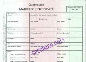 applying for a marriage certificate your rights crime