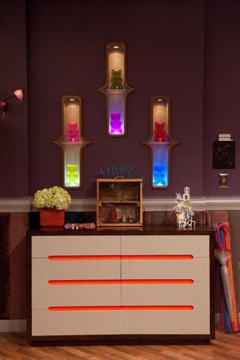 icarly bedroom furniture icarly bedroom revealed 20 12 nisney blog