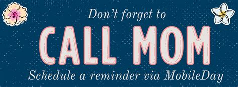 Call For Submissions Thismomcom by 90 Percent Of Prefer A Call On S Day Mobileday