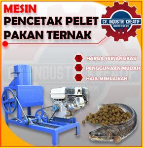 Mesin Pencetak Pelet Ikan mesin cetak pelet pakan ikan cv industri kreatif