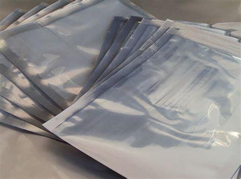 Kemasan Aluminium Foil Roll One Side Transparent Vmpet Aluminium Foil Pouches