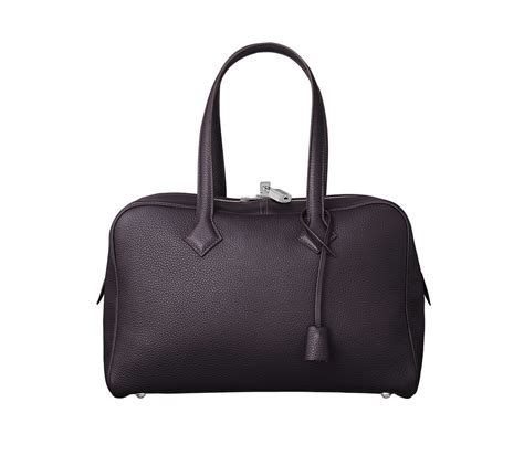 Hermes Hotpants Purple herm 232 s ii 12h in purple purple black lyst