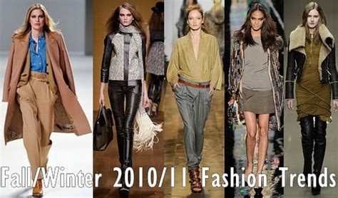 Wardrobe Trends Fashion by 2010 Fashion Trends Style