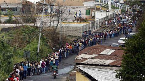 imagenes de venezuela escases 161 ahora en venezuela es un quot delito quot tomar fotos a las colas