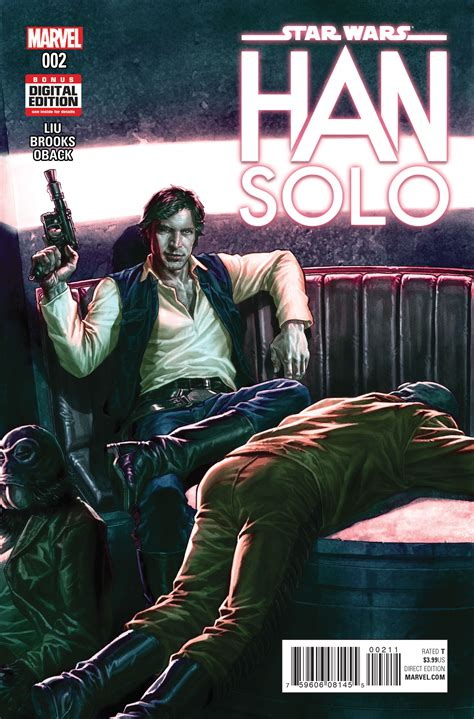 Han X Han Yolo comic book galaxy the authenticity of marvel s han