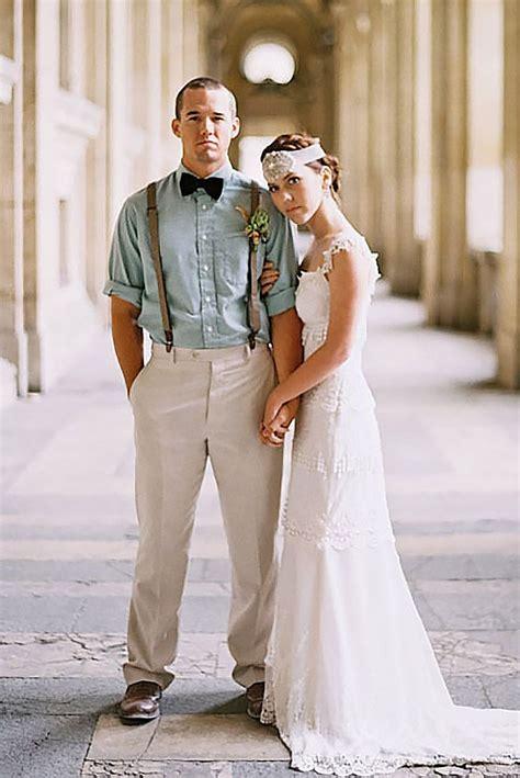 Mens Wedding Attire Vintage by 24 Vintage S Wedding Attire For Themed Weddings