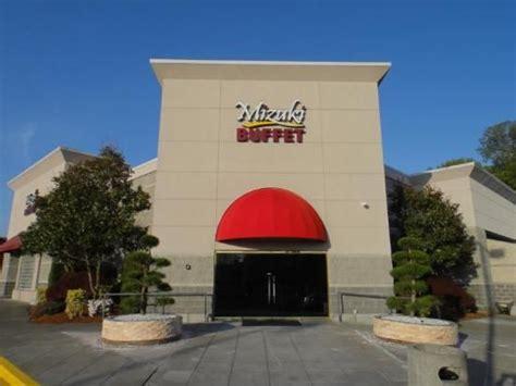 mizuki buffet restaurants greater seattle area