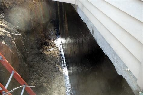 water proofing a basement 5 foolproof techniques for basement waterproofing in