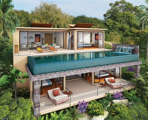 House With 2 Master Bedrooms Luxury Beach Villas For Sale Phuket Vista Del Mar Naithon