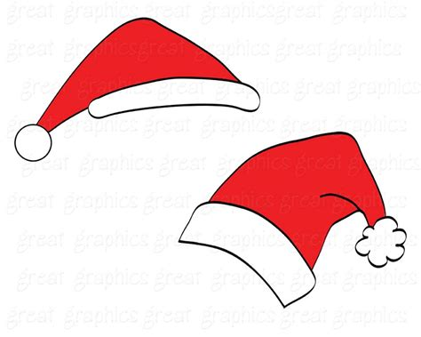 cap clipart christmas hat pencil and in color cap