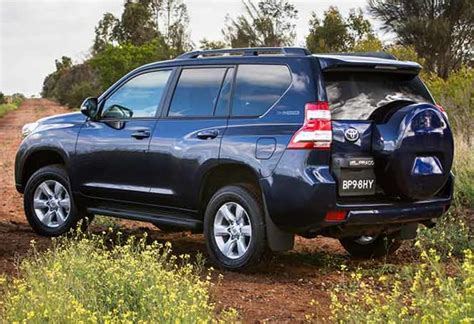 land cruiser prado car toyota land cruiser prado vx and kakadu 2014 review