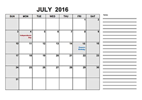 make your own monthly calendar customize pdf calendar 2016 create your own pdf calendars
