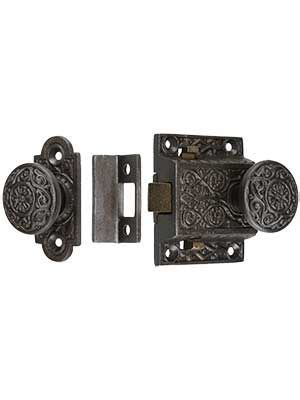decorative door latch 25 best ideas about screen door latch on pinterest door