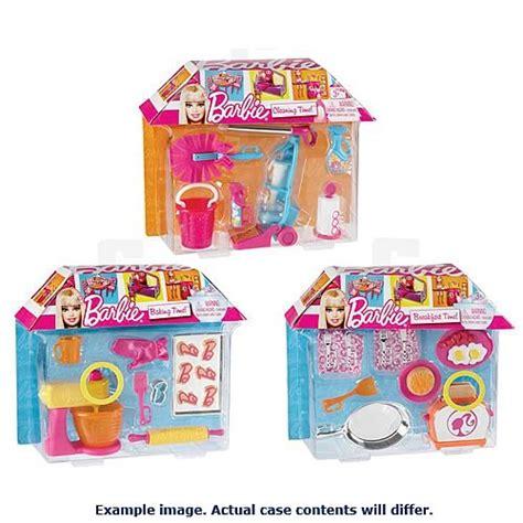 Toaster Pops Barbie Furniture Accessory Pack Case Mattel Barbie