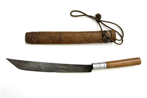 knife museum montagnard knife with sheath air mobility command museum