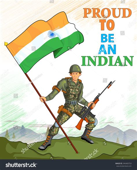 Army Email Address Lookup Indian Army Showing Victory Of India In Vector 246460753