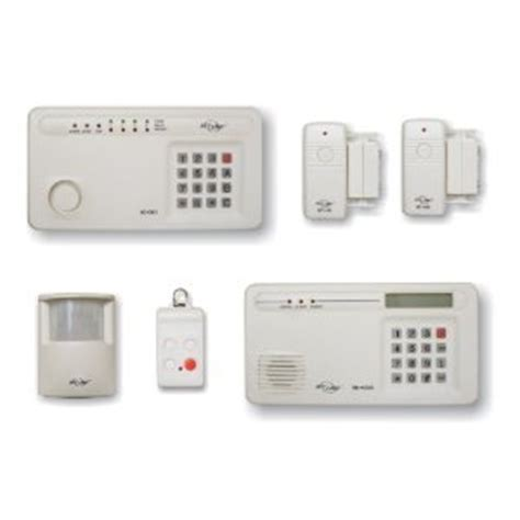 wireless alarm system ge wireless alarm system home depot