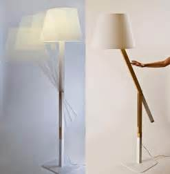 Adjustable Bookcase Adjustable Floor Lamp With Equilibrium Position
