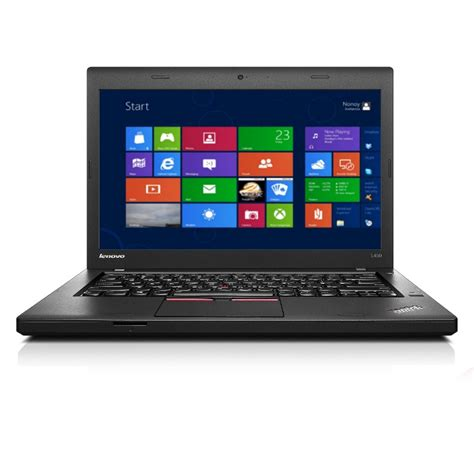 Laptop Lenovo L450 laptop lenovo thinkpad l450 14 quot fhd intel i5 5300u 2 3 ghz 8gb ddr3 hdd 500gb intel hd