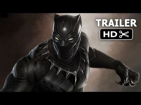 and the panther trailer a ralphecoyote black panther trailer marvel official fan made
