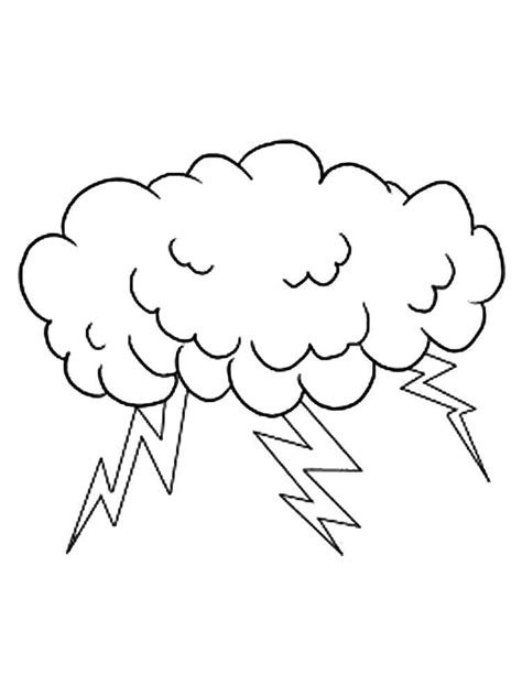 Www My Coloring Pages lightning coloring pages and print lightning