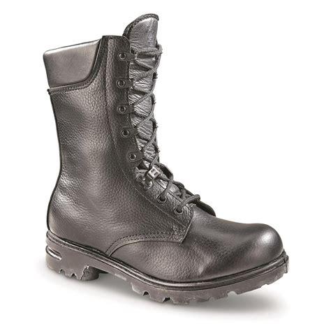 steel toe combat boots surplus steel toe combat boots new