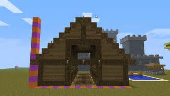 How To Make A Small Barn In Minecraft Howto Build A Barn Screenshots Show Your Creation