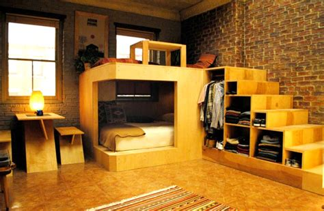 weekly room rentals nyc this studio apartment from hbo s may be the coolest tiny space you ve seen