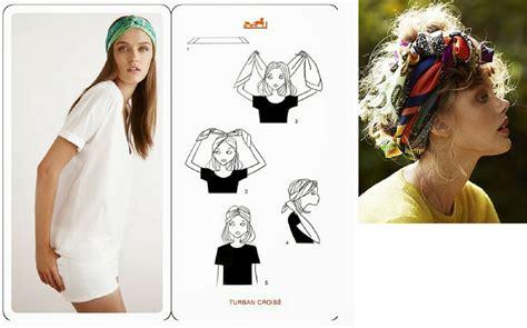 foulard in testa foulard in testa come fascia modificare una pelliccia