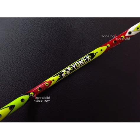 Raket Yonex Arcsaber 11 New Colour Original 3ug5 Arc11 Limitedd yonex arcsaber 11 ltd